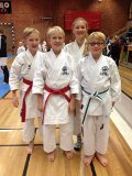 Anton, Ludvig, Julia & Gustav