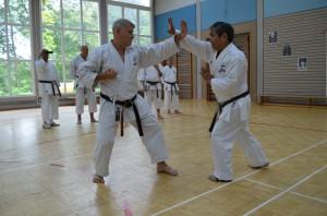 Jan Shihan och Saiko Shihan