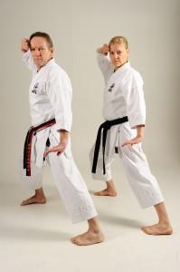 Ansvariga för Gojukai Seinan Karateklubb är Conny Shihan, 7 dam och Sensei Emma, 3 dan.