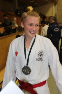 Gustav medaljerad - Grattis!