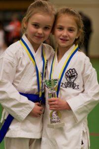 Medaljörerna Nova och Agnes!