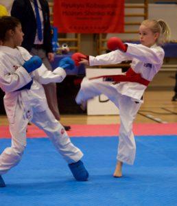 Nova kör kumite-match