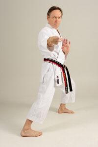 Kyoshi Shihan Conny Helgesson Ferm, 7 dan.